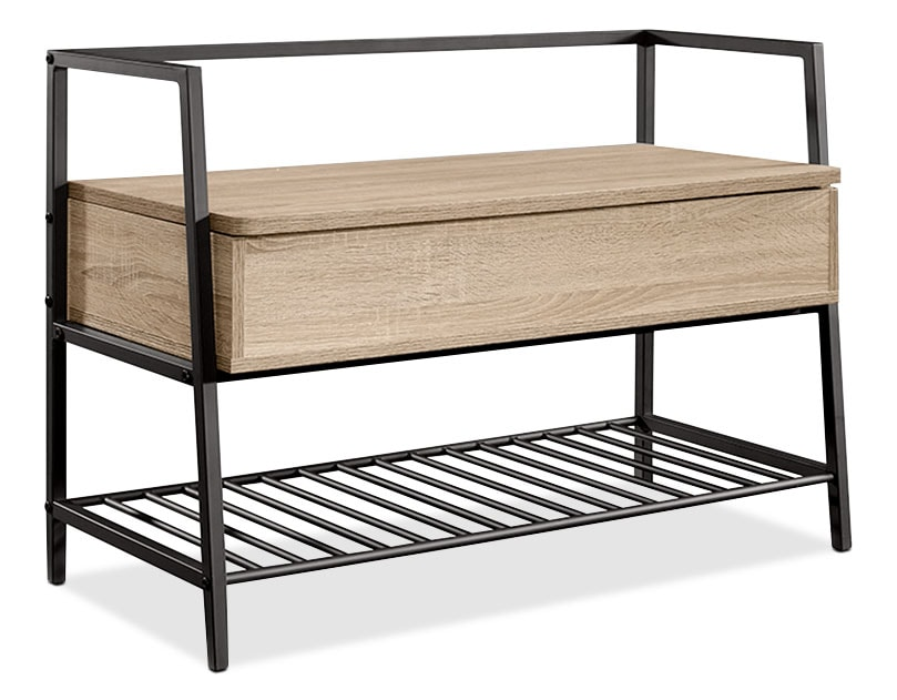 Hall_Entrance Furniture - North Avenue Storage Bench