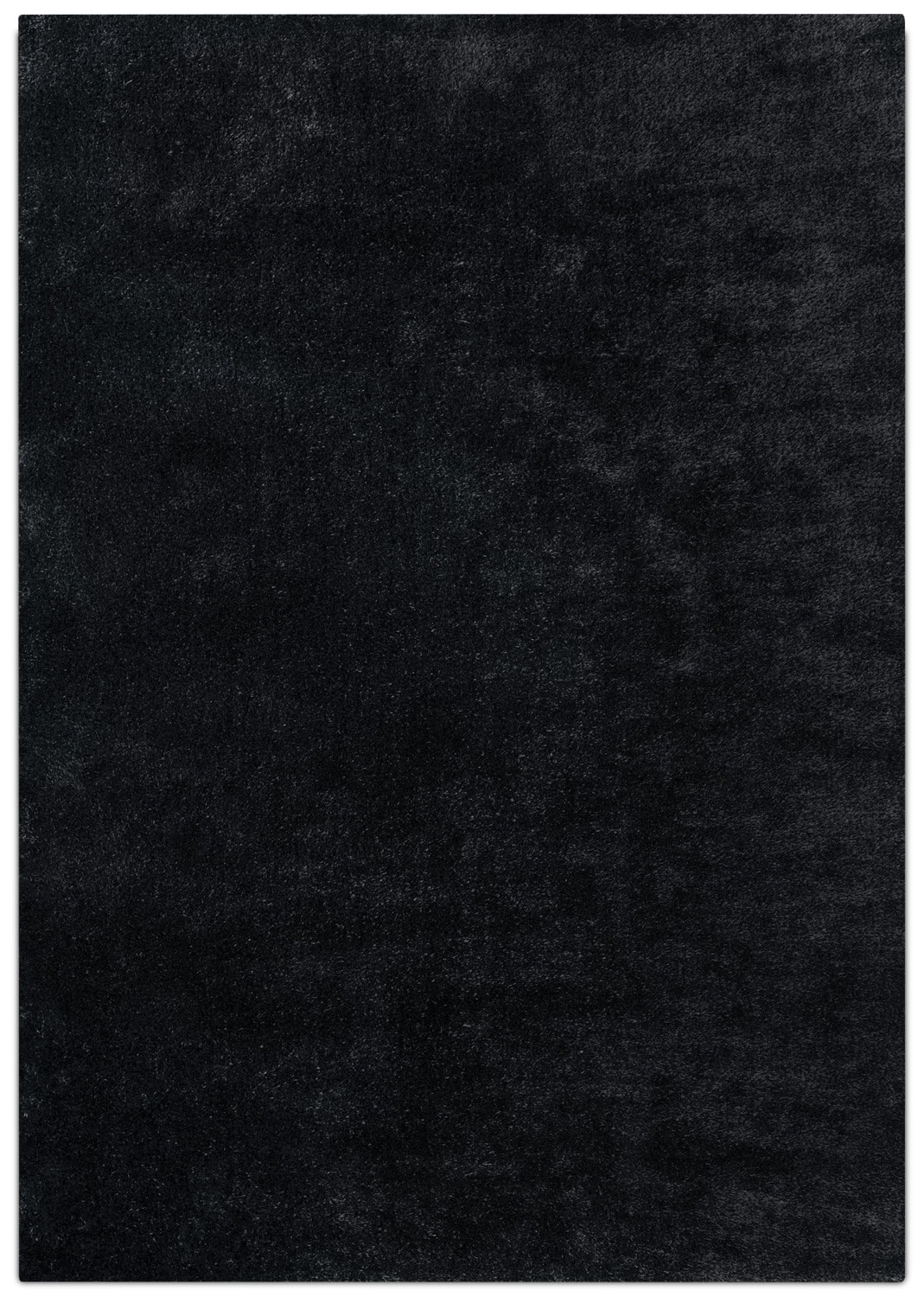 Daisy 5' X 8' Area Rug - Black