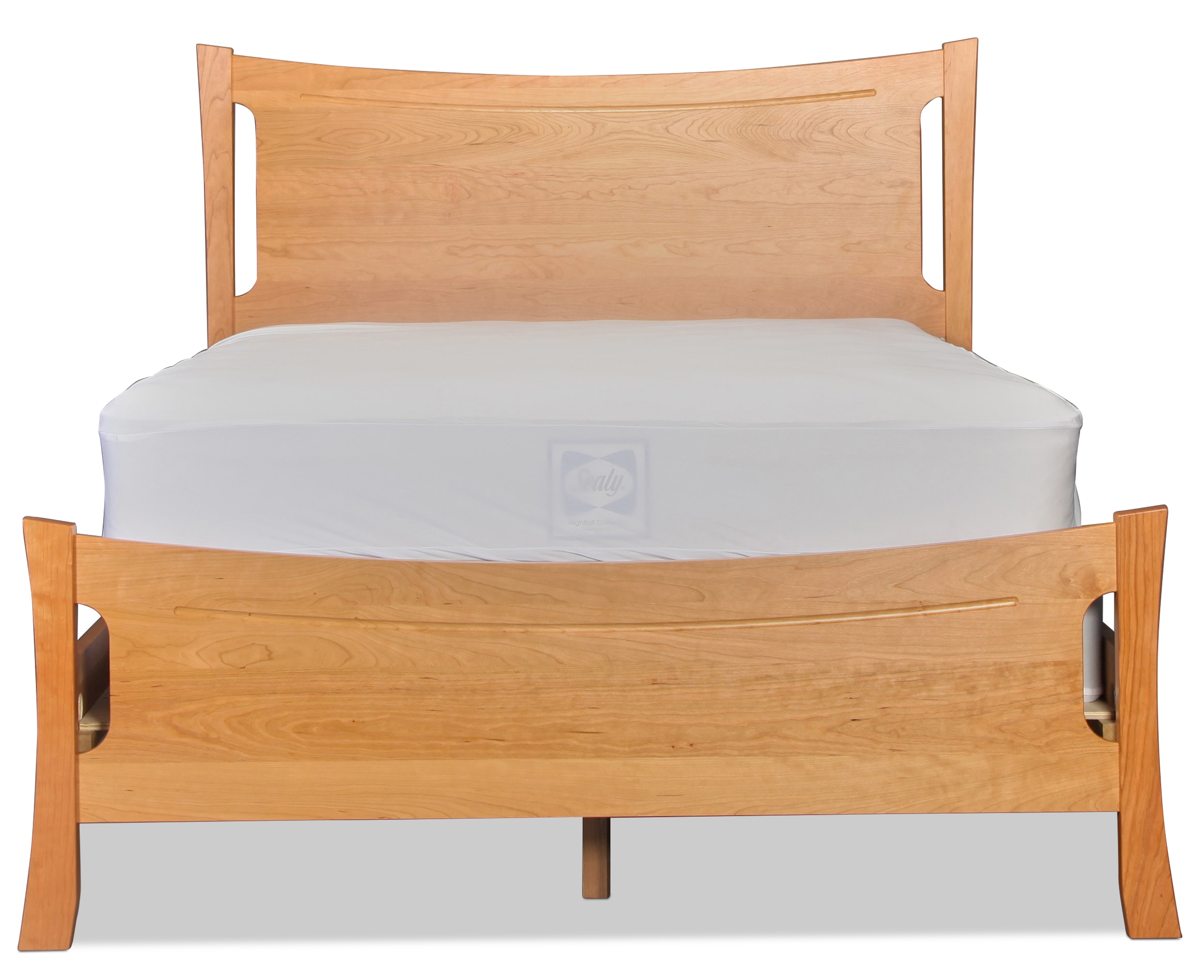 Armstrong King Bed - Cherry