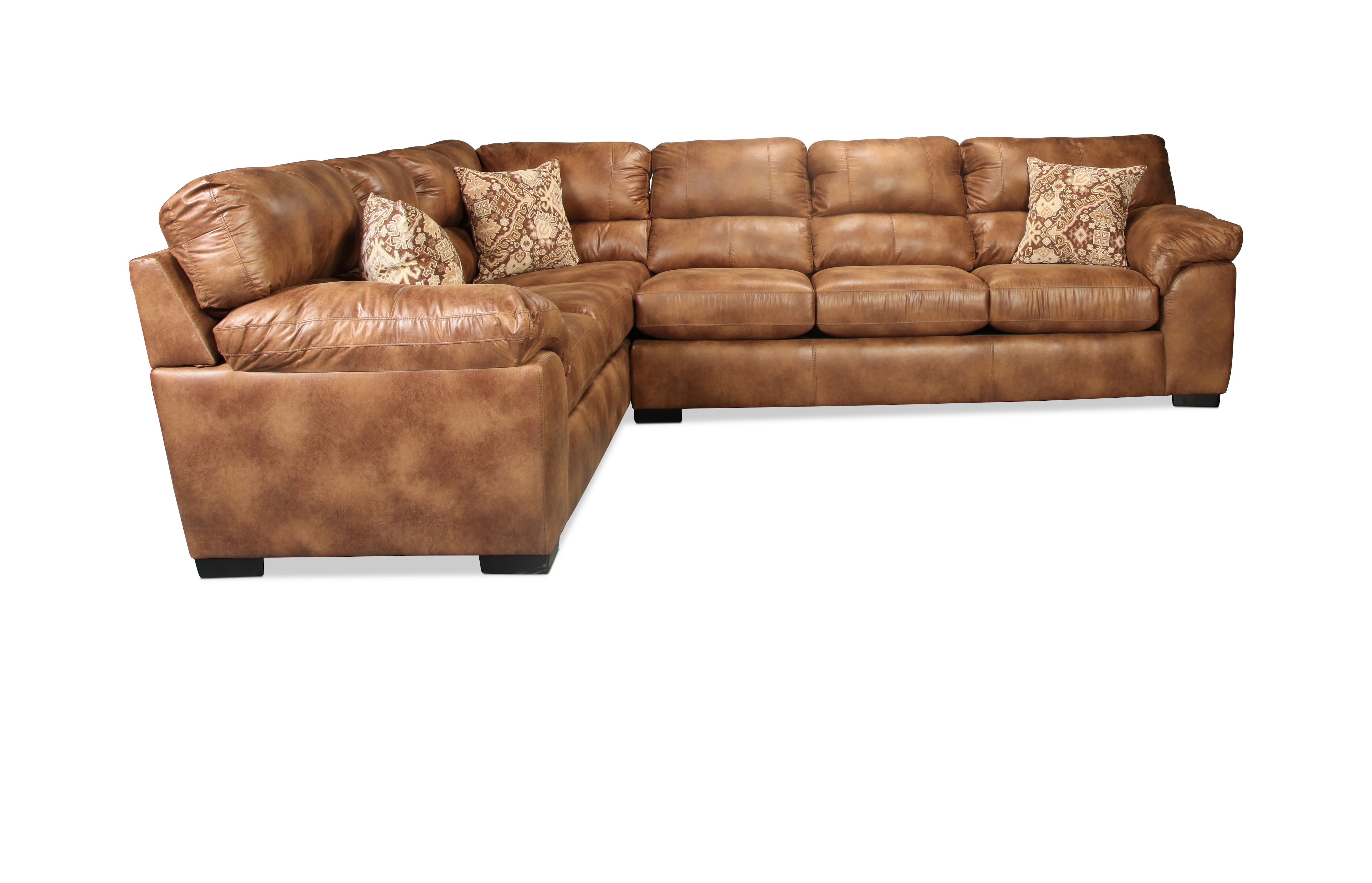 Provo 2-Piece Sectional - Canyon