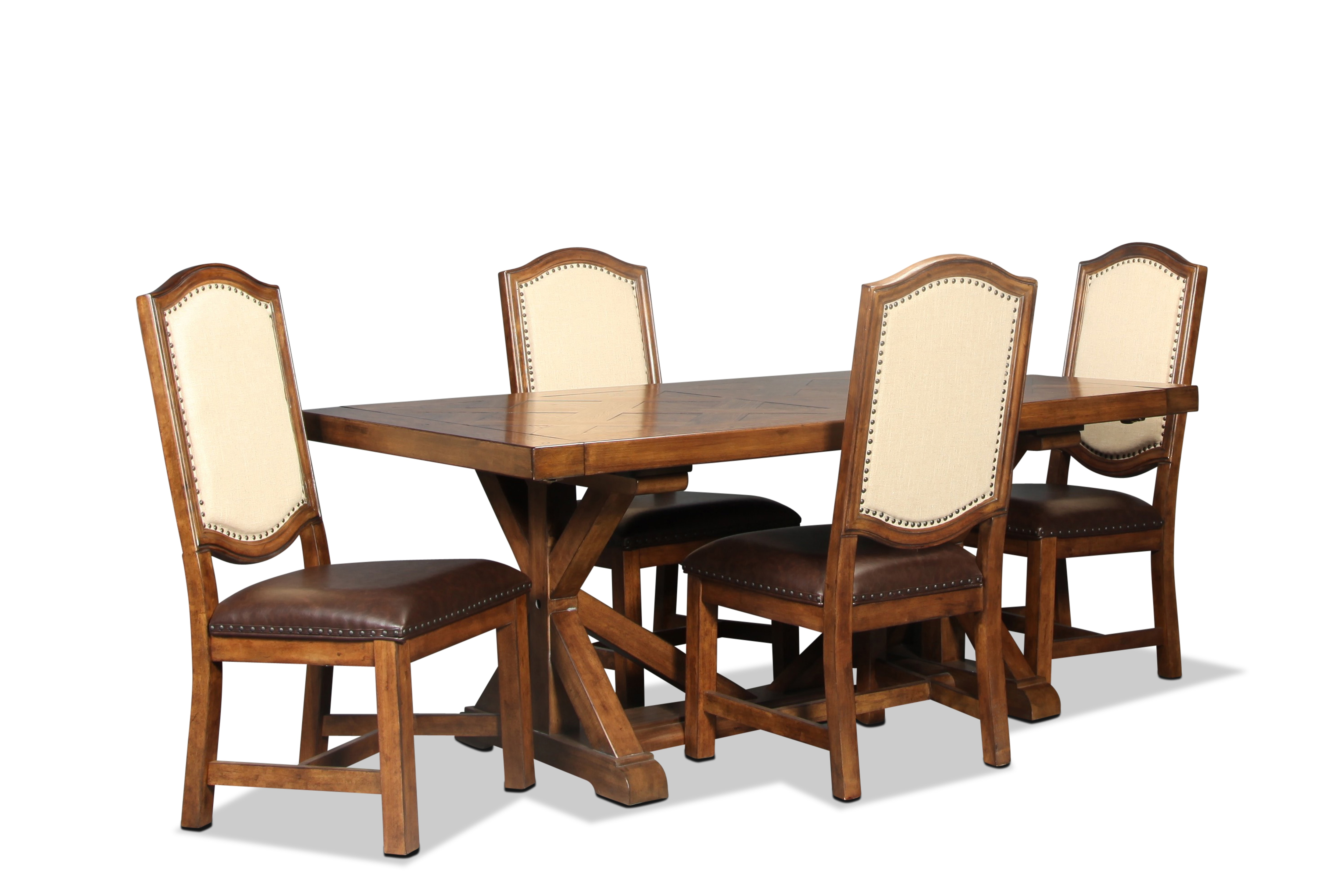 American Attitude Table and 4 Chairs