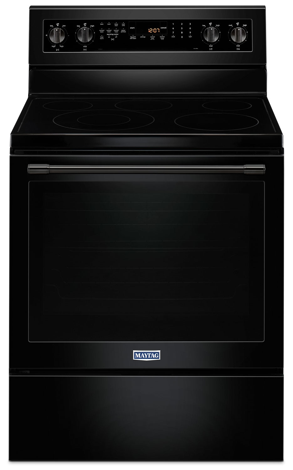 Maytag 6.4 Cu. Ft. Freestanding Electric Convection Range – YMER8800FB