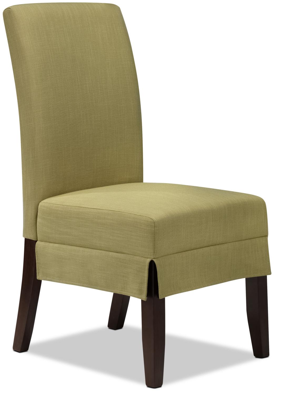 Bennett Side Chair - Green