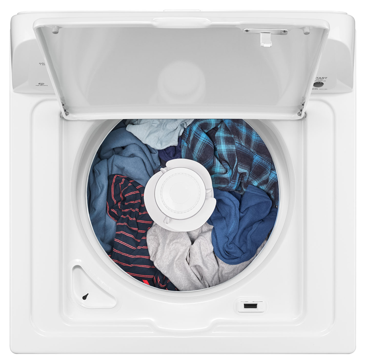The best top load washer with agitator - Ft Top Load Washer With Dual Action Agitator Ntw4516fw The Brick