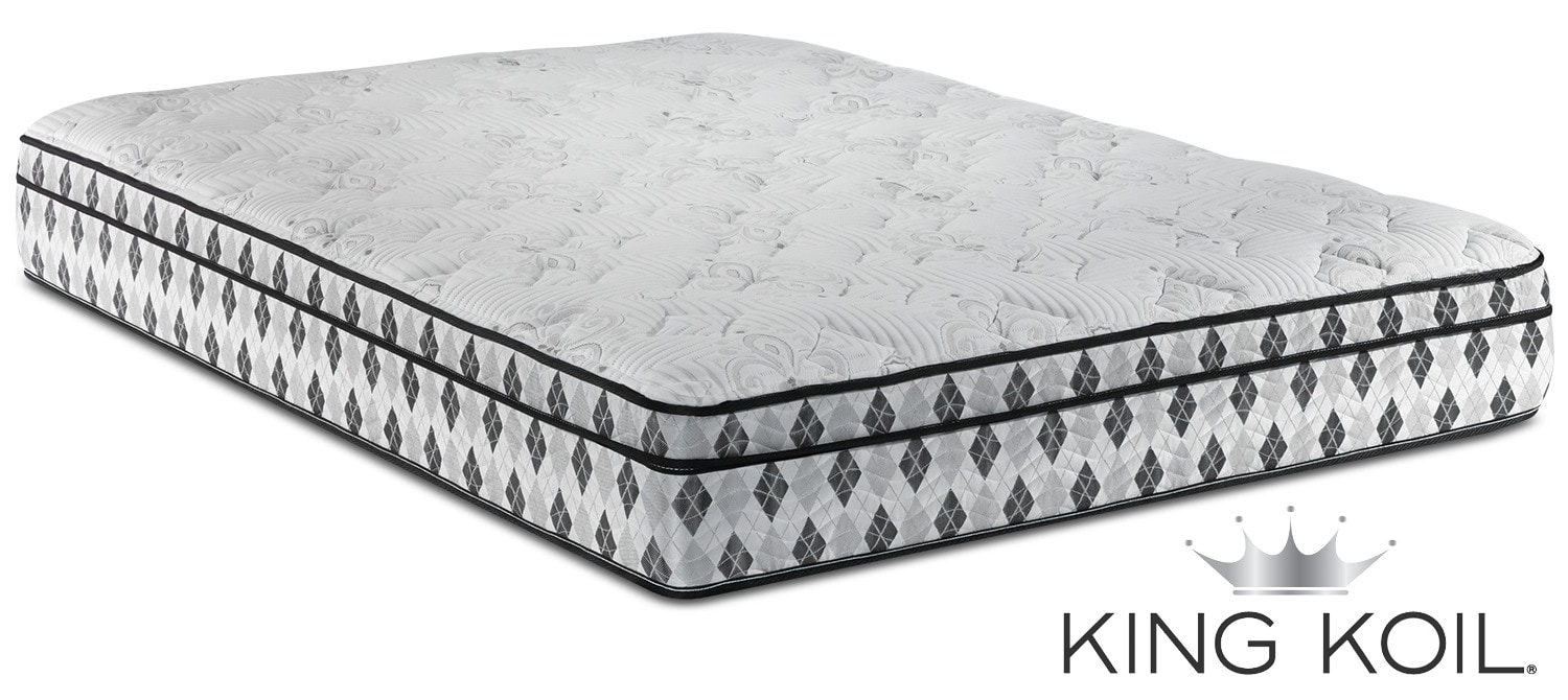 King Koil Majic Nights Cushion Firm Twin XL Mattress