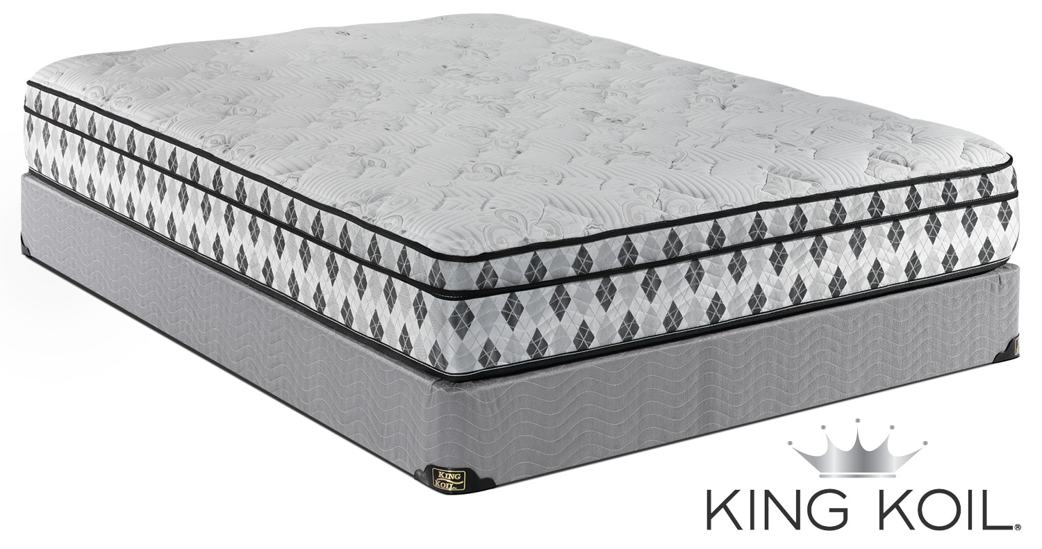 The King Koil Majic Nights Cushion Firm Collection