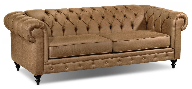 Chapman Sofa - Camel