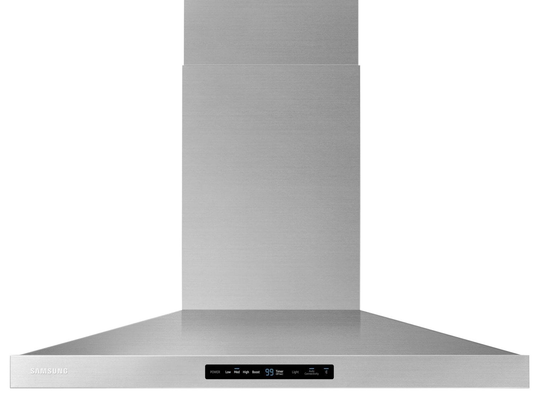 """Samsung 36"""" Wall-Mount Range Hood – NK36K7000WS/AA"""