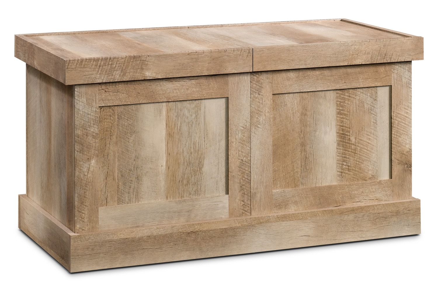 Cannery Bridge Crate Coffee Table The Brick