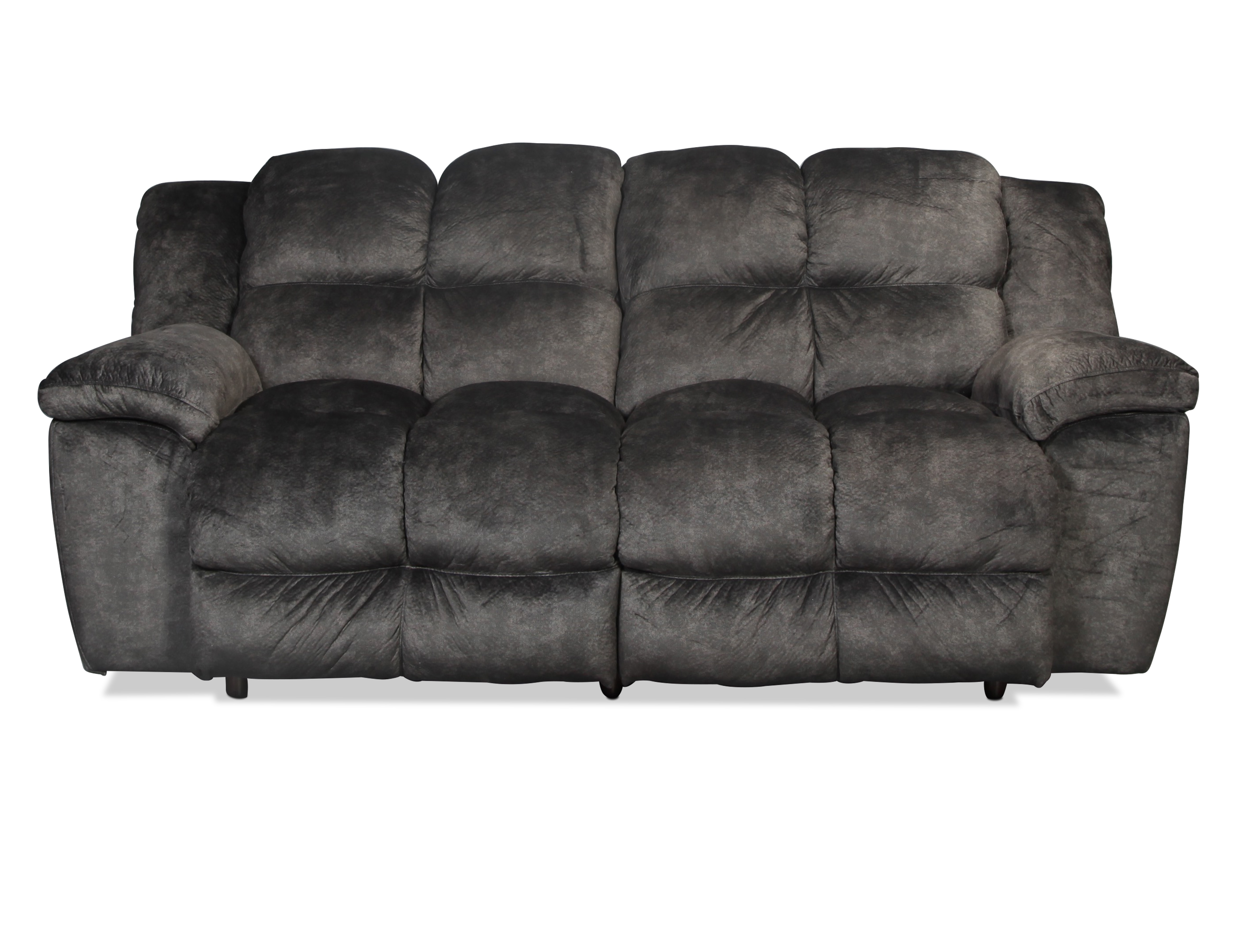 Braylon Loveseat - Charcoal