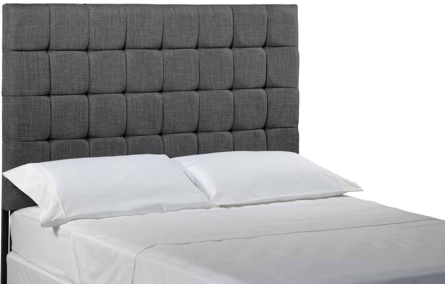Galvin Twin Headboard - Grey
