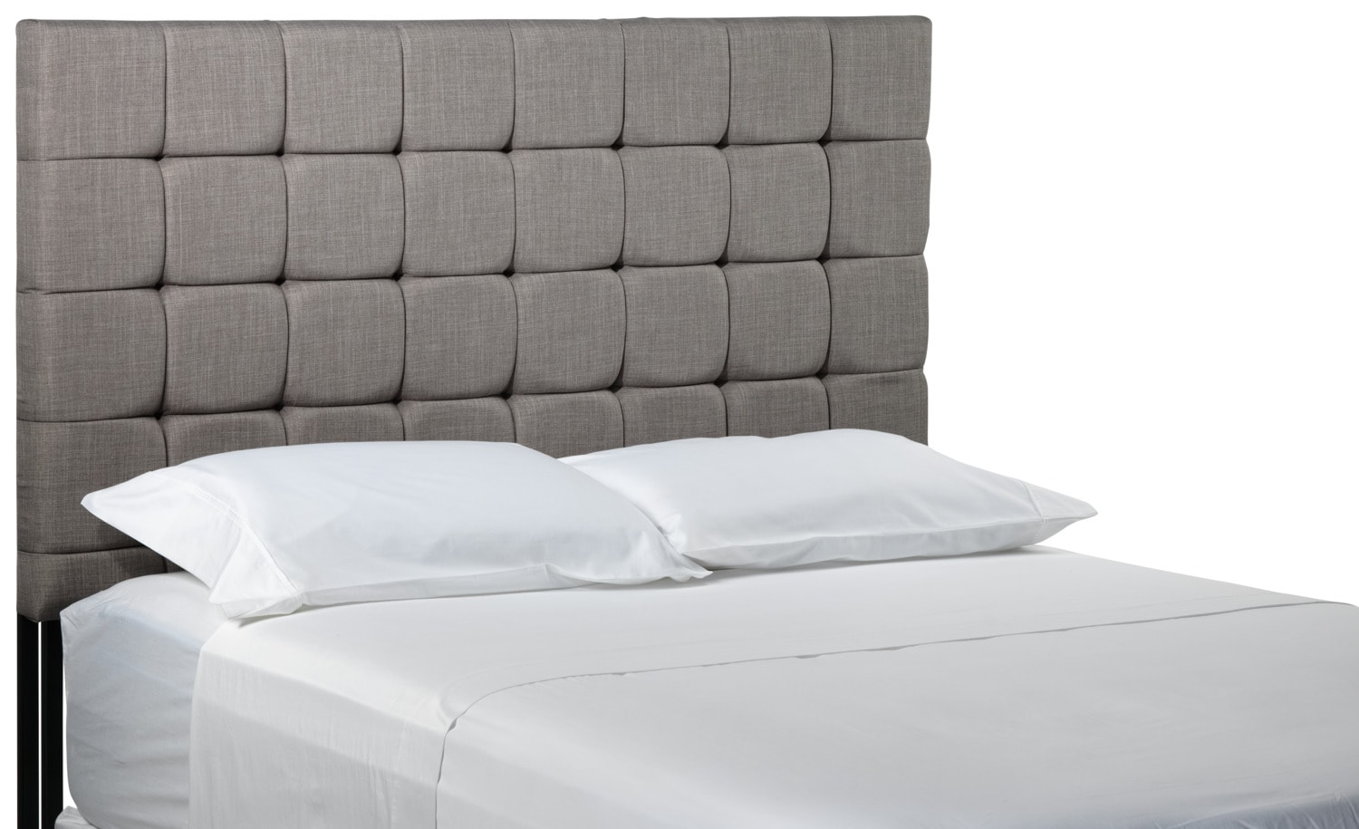 Galvin Twin Headboard - Dark Beige
