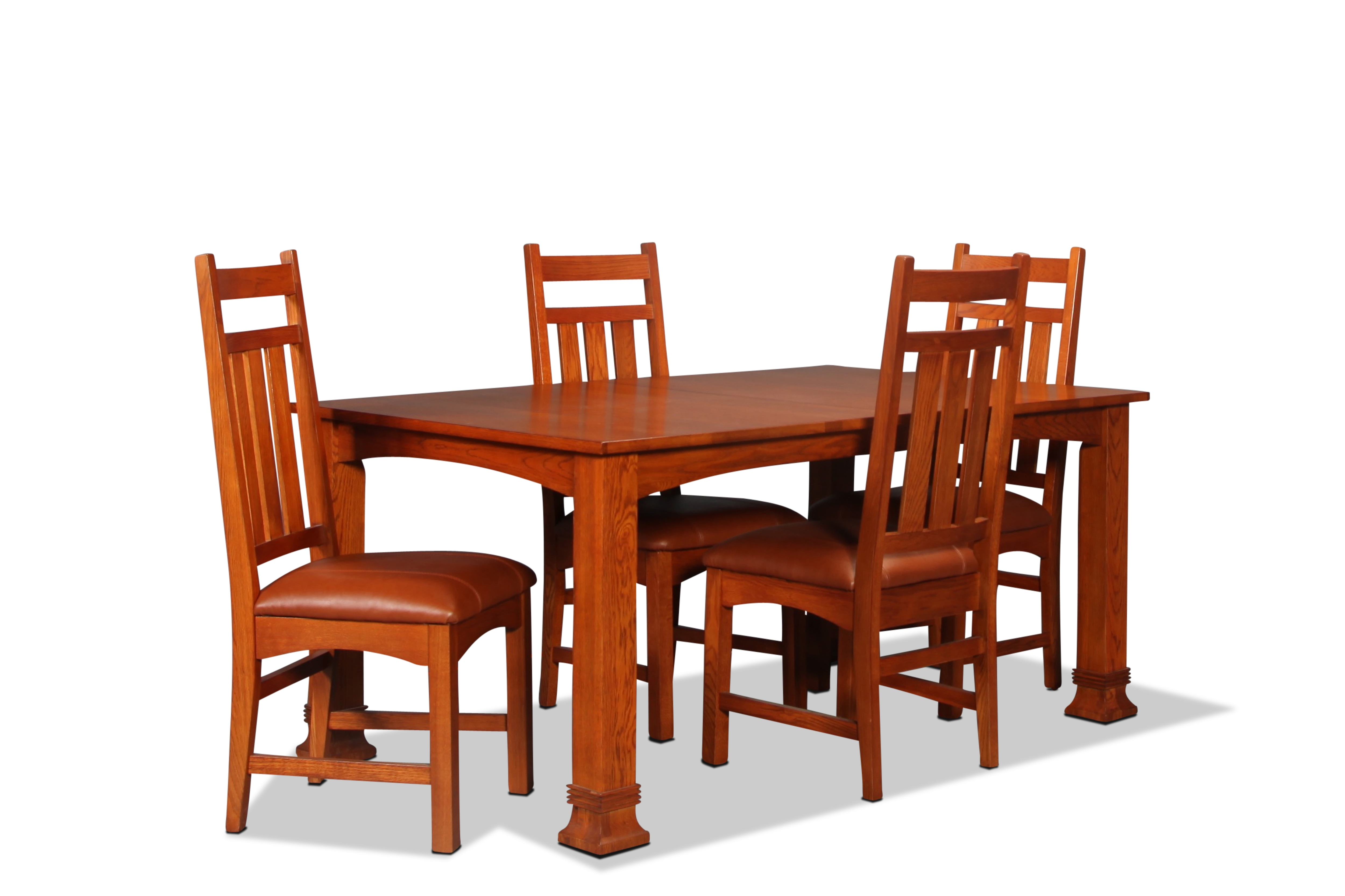 Highlands Table and 4 Side Chairs