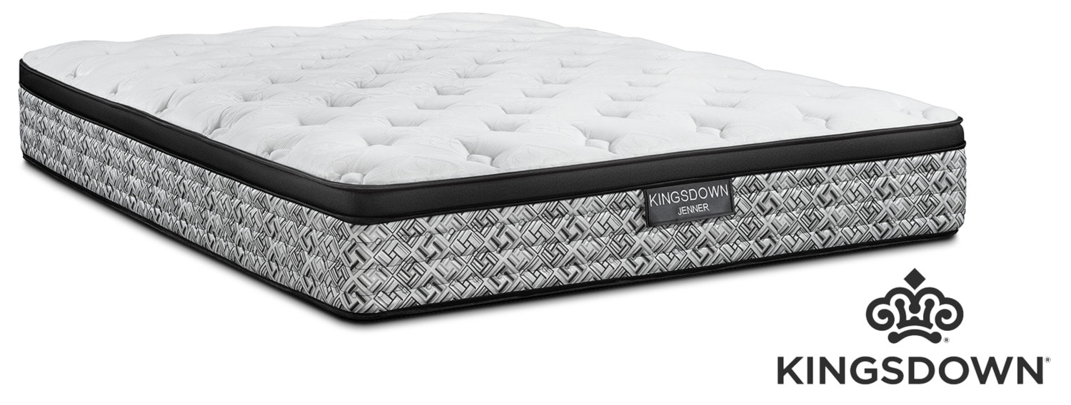 Kingsdown Jenner Cushion Firm Twin Mattress