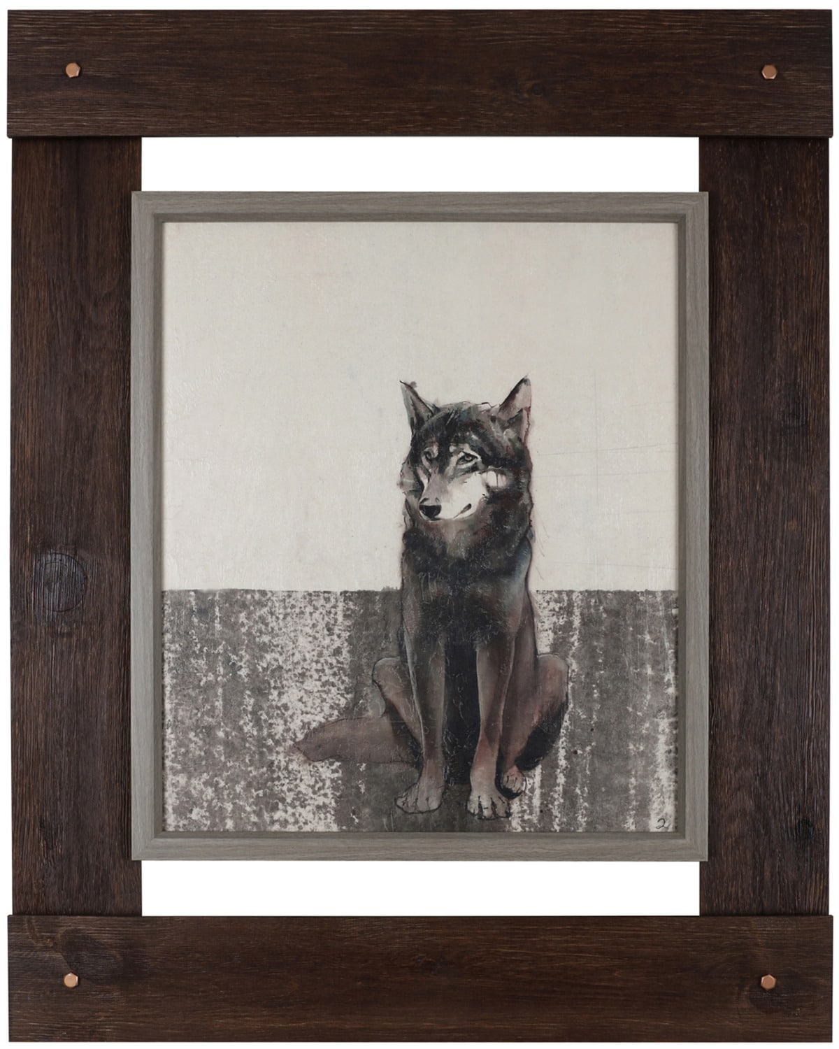 """Accent and Occasional Furniture - Wolf – 31.25"""" x 40"""""""
