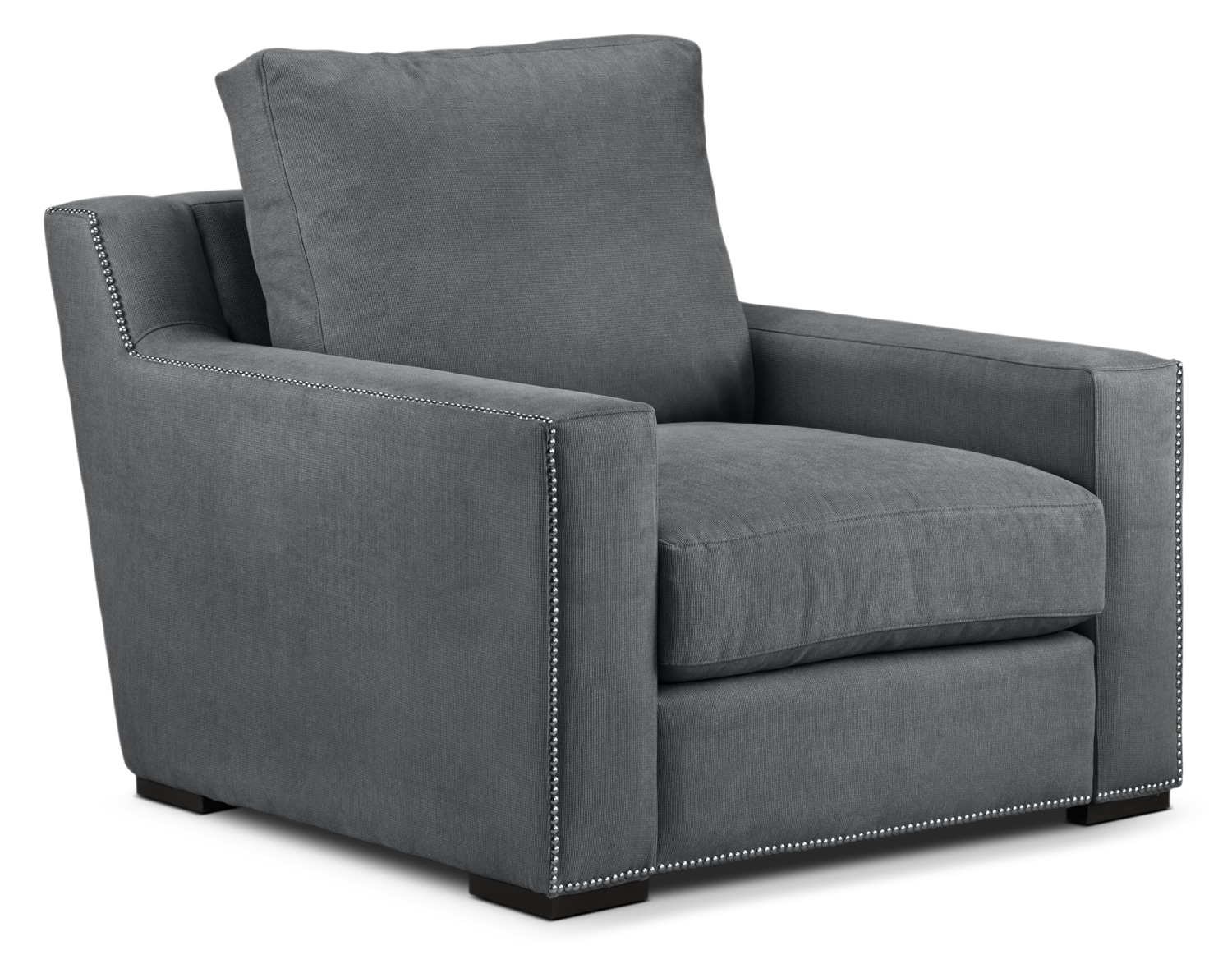 Ethan Chair - Charcoal
