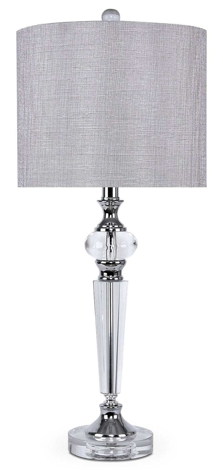 Home Accessories - Crystal Table Lamp