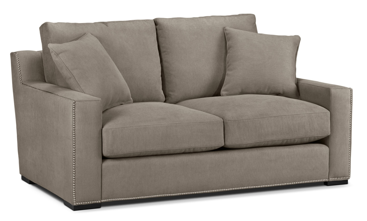 Ethan Loveseat - Taupe