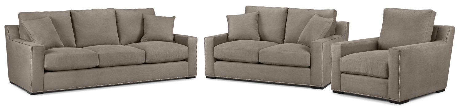 The Ethan Collection - Taupe