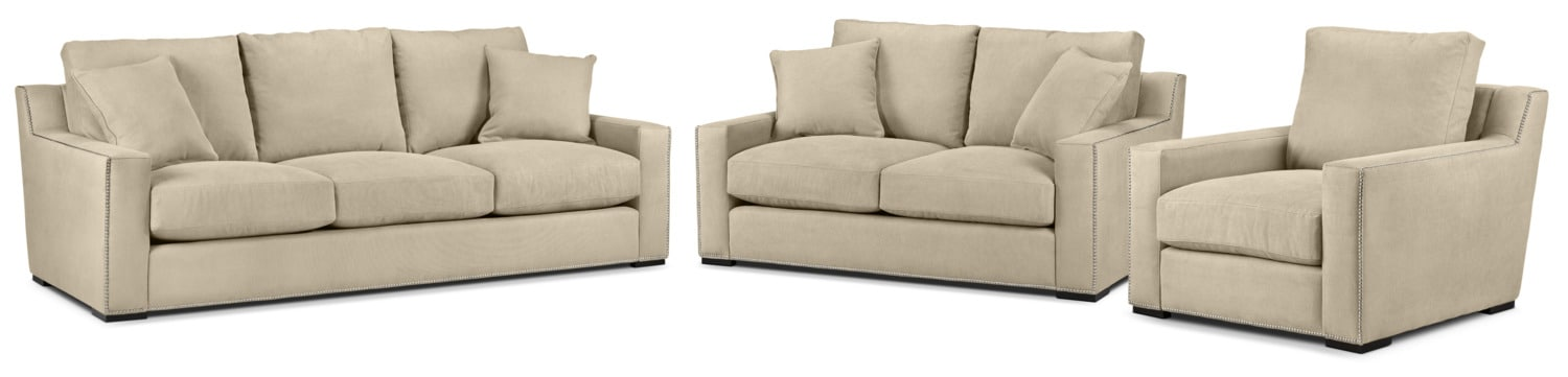 The Ethan Collection - Beige