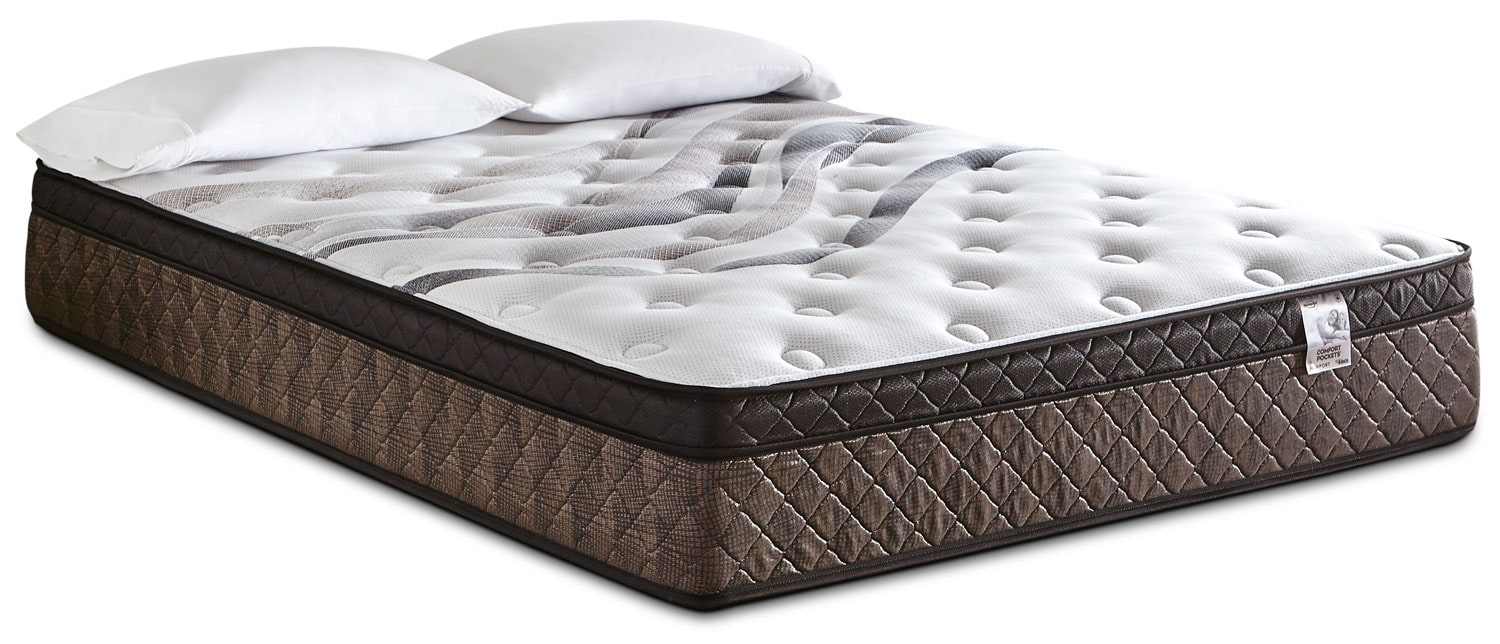 Springwall Newport Euro-Top Firm Queen Mattress