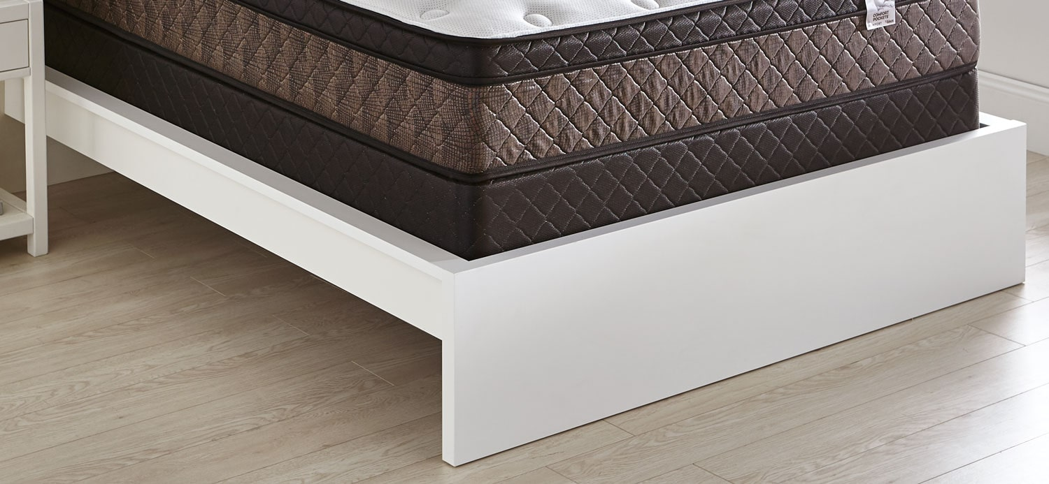 Mattresses and Bedding - Springwall 2017 Full Boxspring