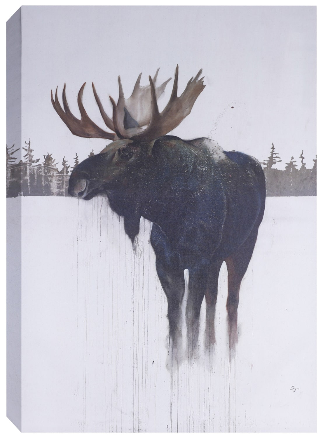 "Accent and Occasional Furniture - Golden Moose – 32"" x 48"""