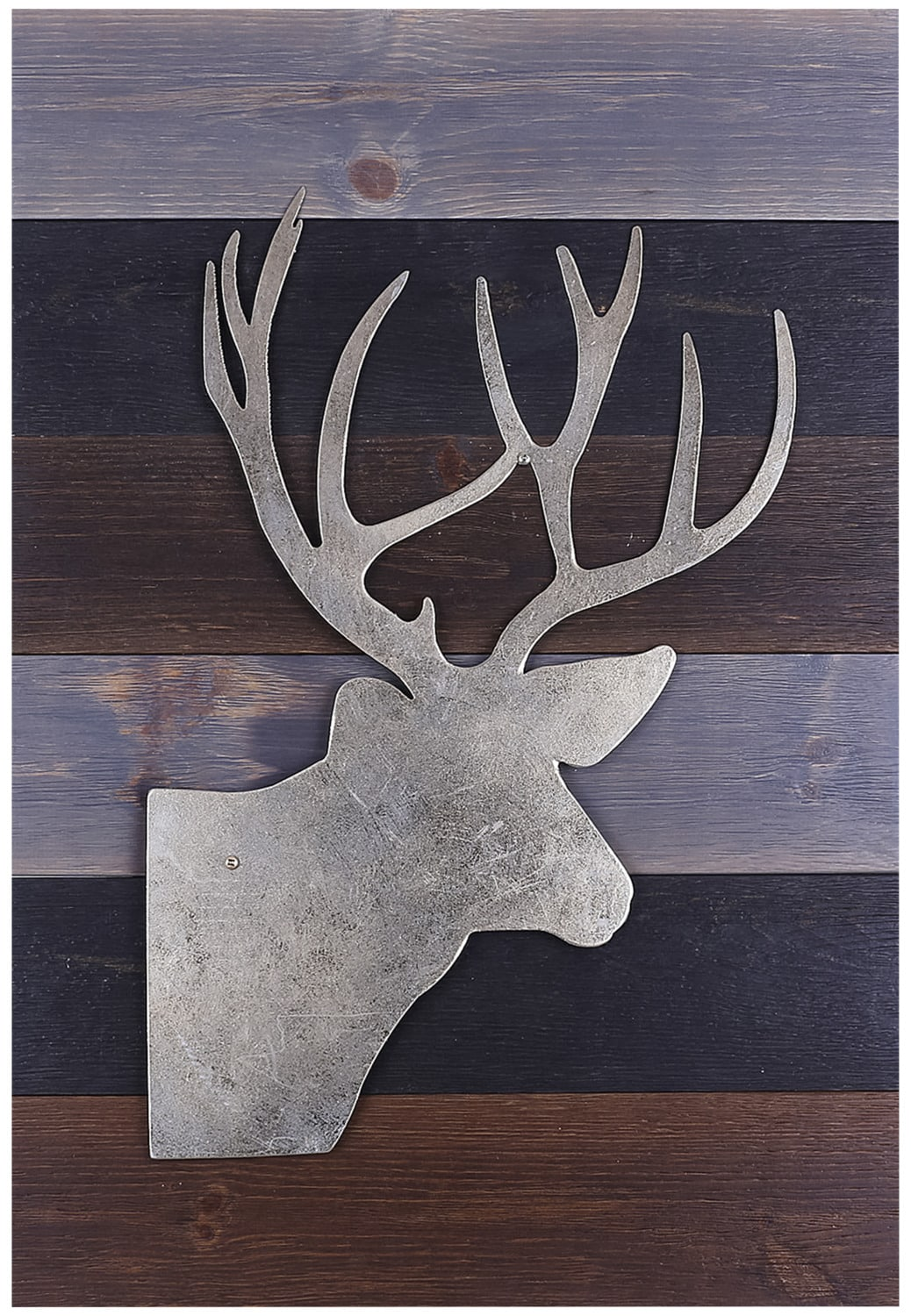 """Accent and Occasional Furniture - Golden Deer – 14"""" x 25"""""""