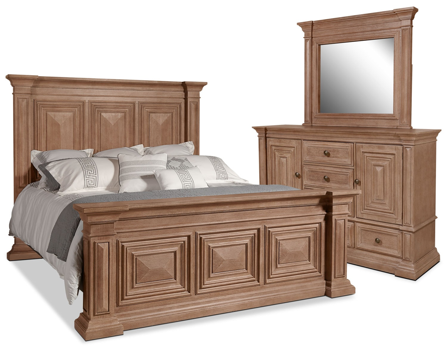 Sedona 5-Piece King Bedroom Package