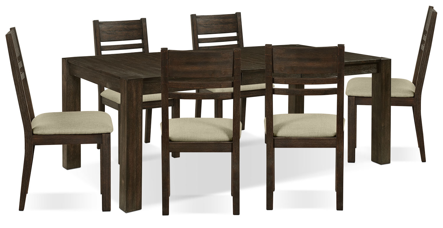 Jade 7-Piece Dining Package