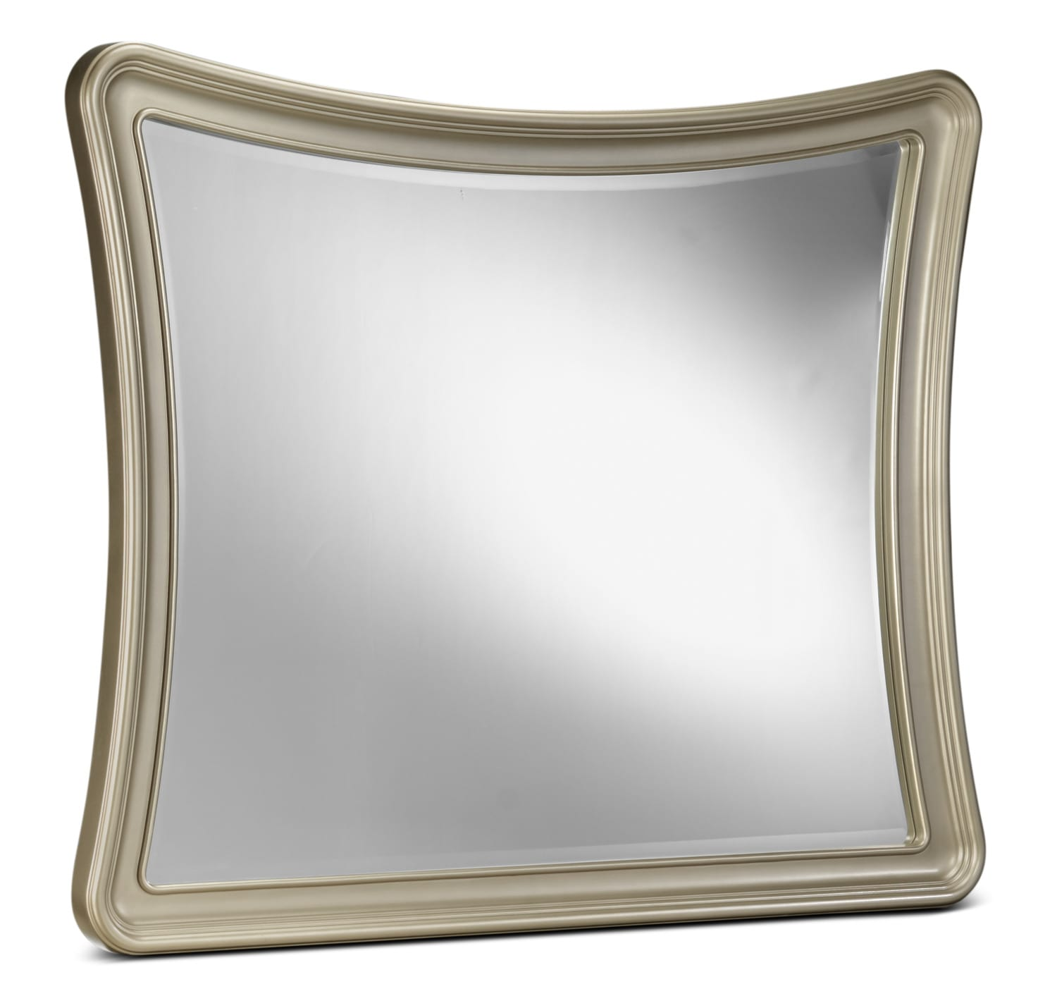 Dynasty Mirror - Gold