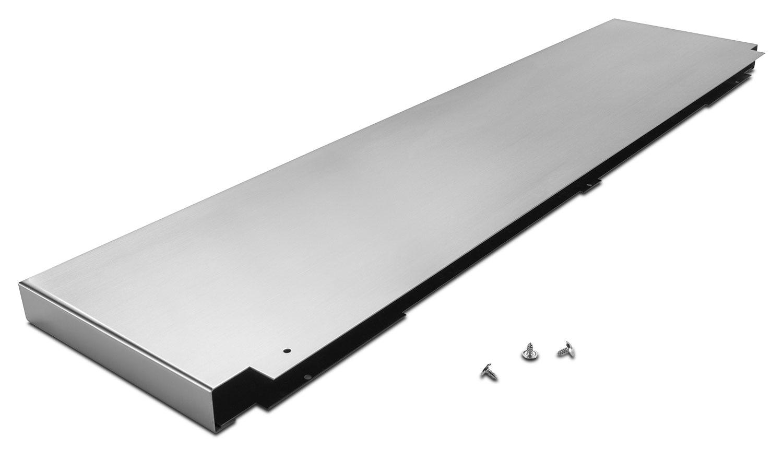 "Whirlpool 9"" Backsplash Kit for 36"" Range or Cooktop – W10115776"