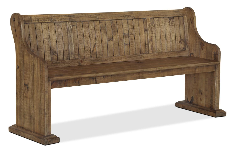 Dining Room Furniture - Keswick Dining Bench