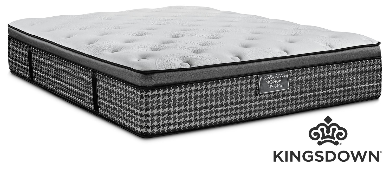 Kingsdown Vegas Cushion Firm Twin Mattress