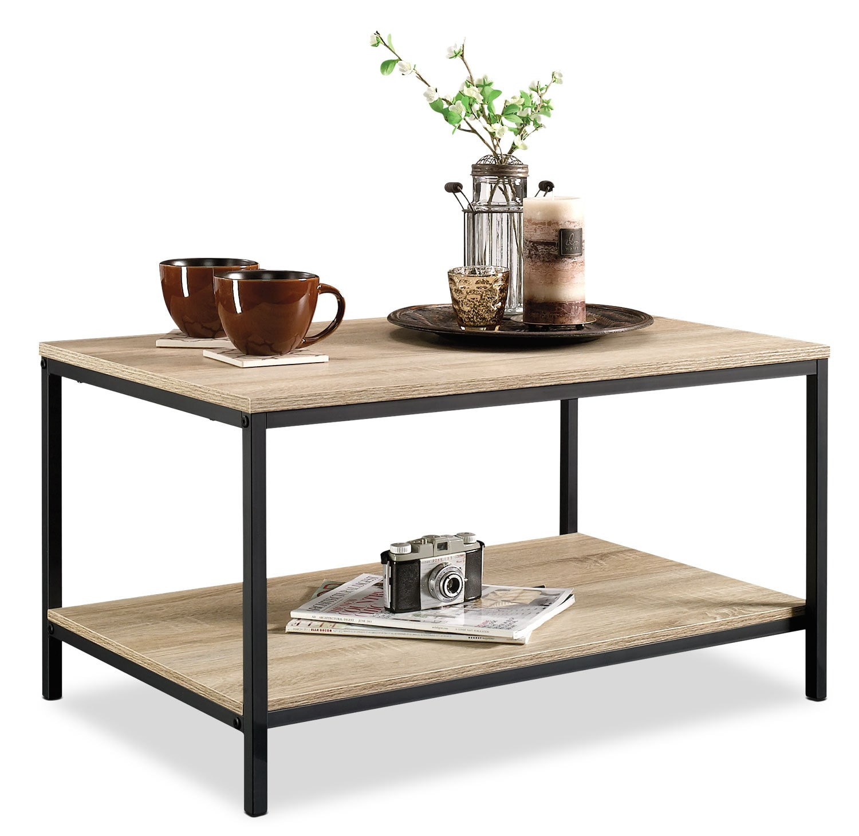 North Avenue Coffee Table United Furniture Warehouse