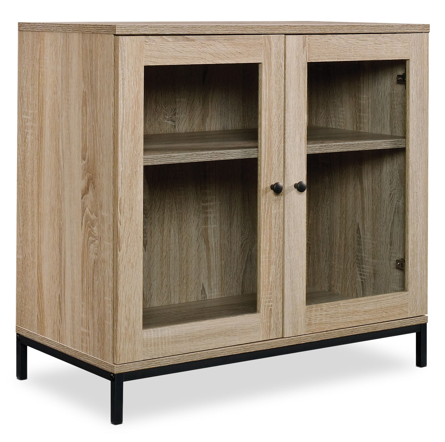 "North Avenue 32"" TV Stand with Doors"