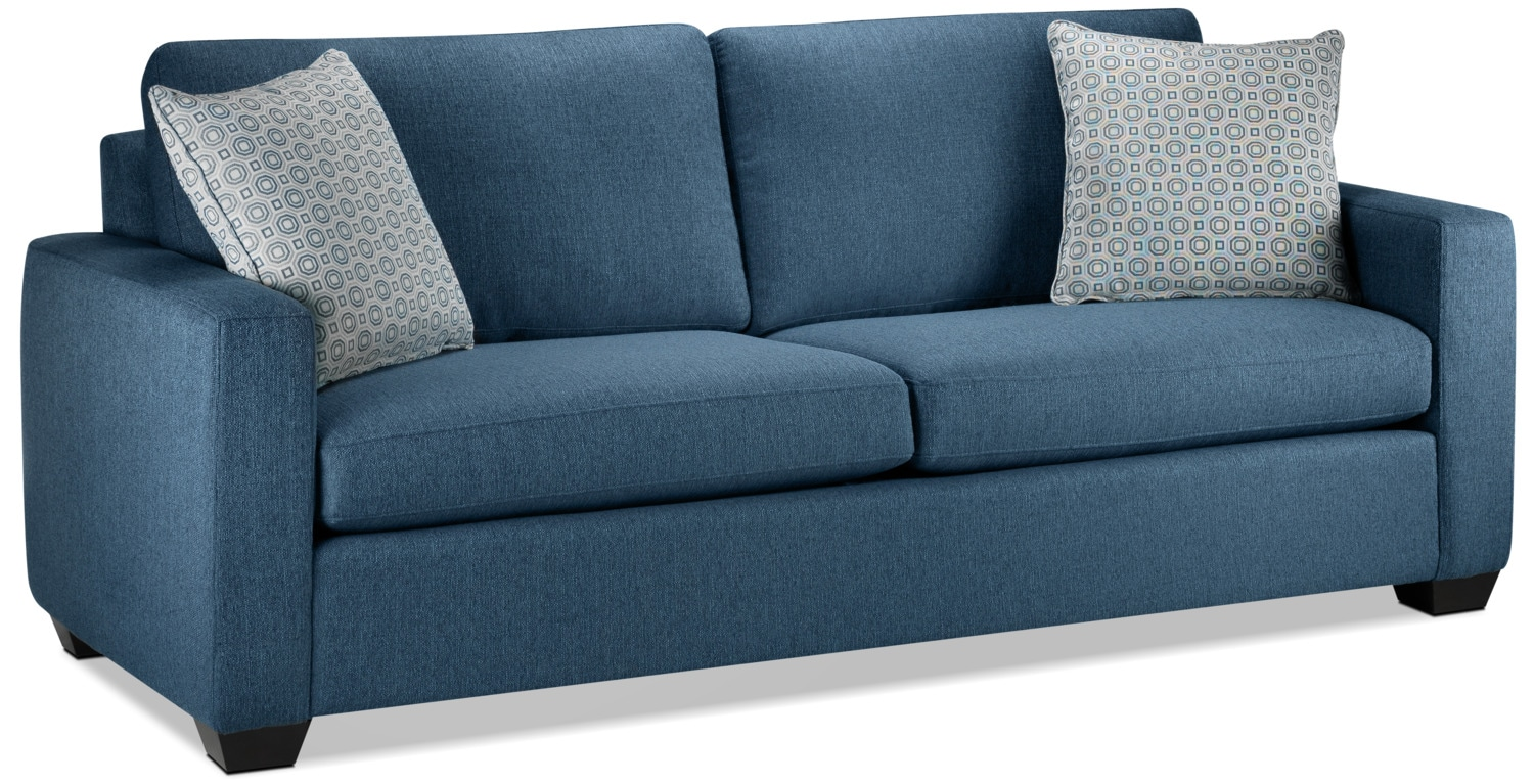 Hilary Sofa - Blue