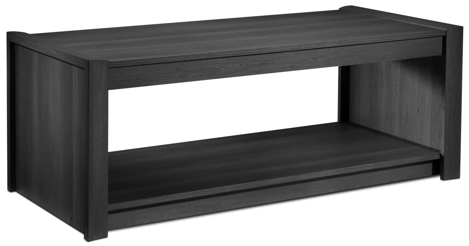 Toffee Coffee Table - Grey
