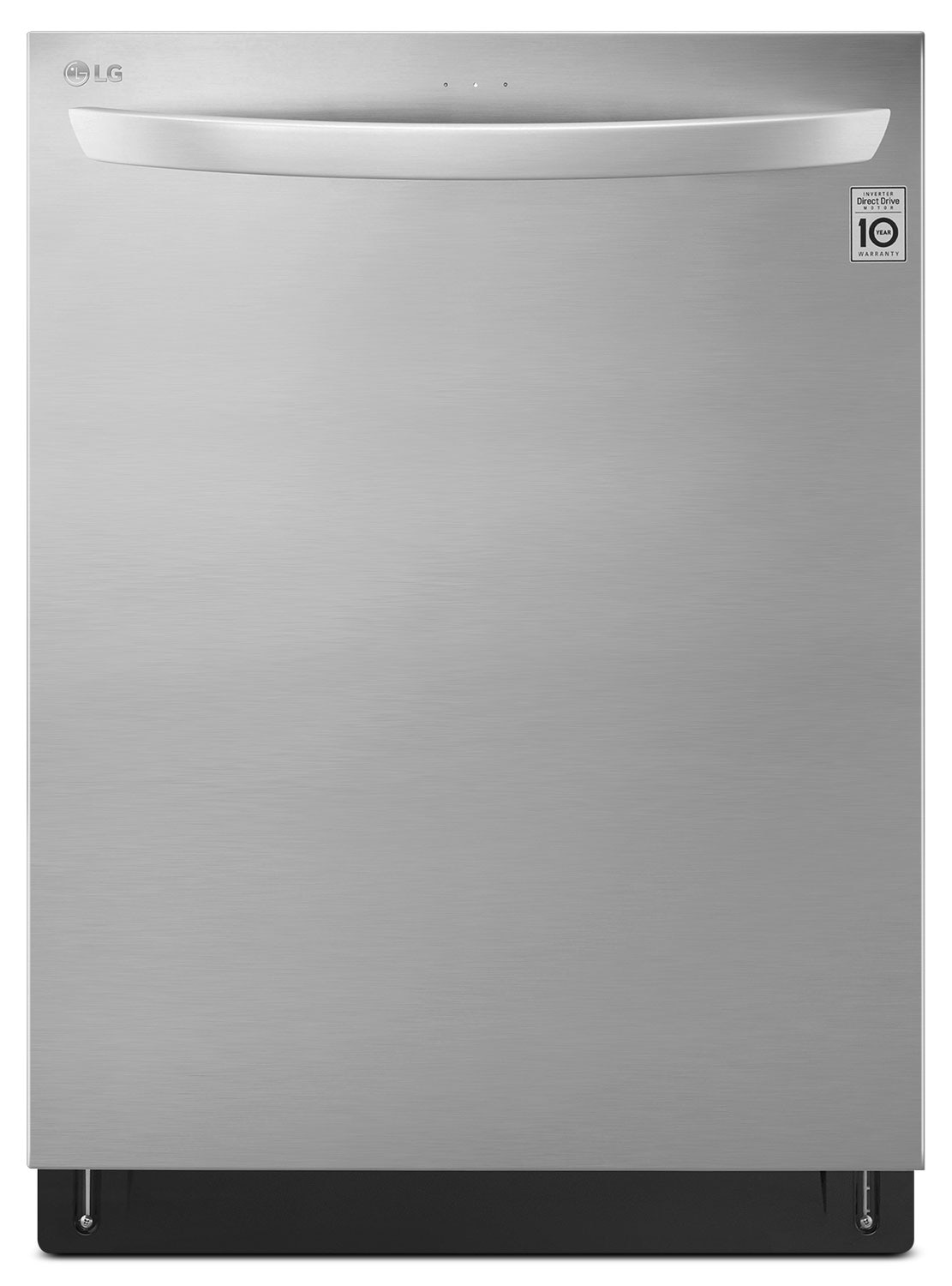 LG Built-In Top Control Dishwasher with QuadWash™– LDT5665ST