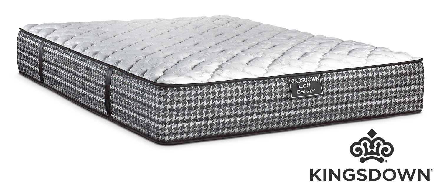 Mattresses and Bedding - Kingsdown Carver Full Mattress
