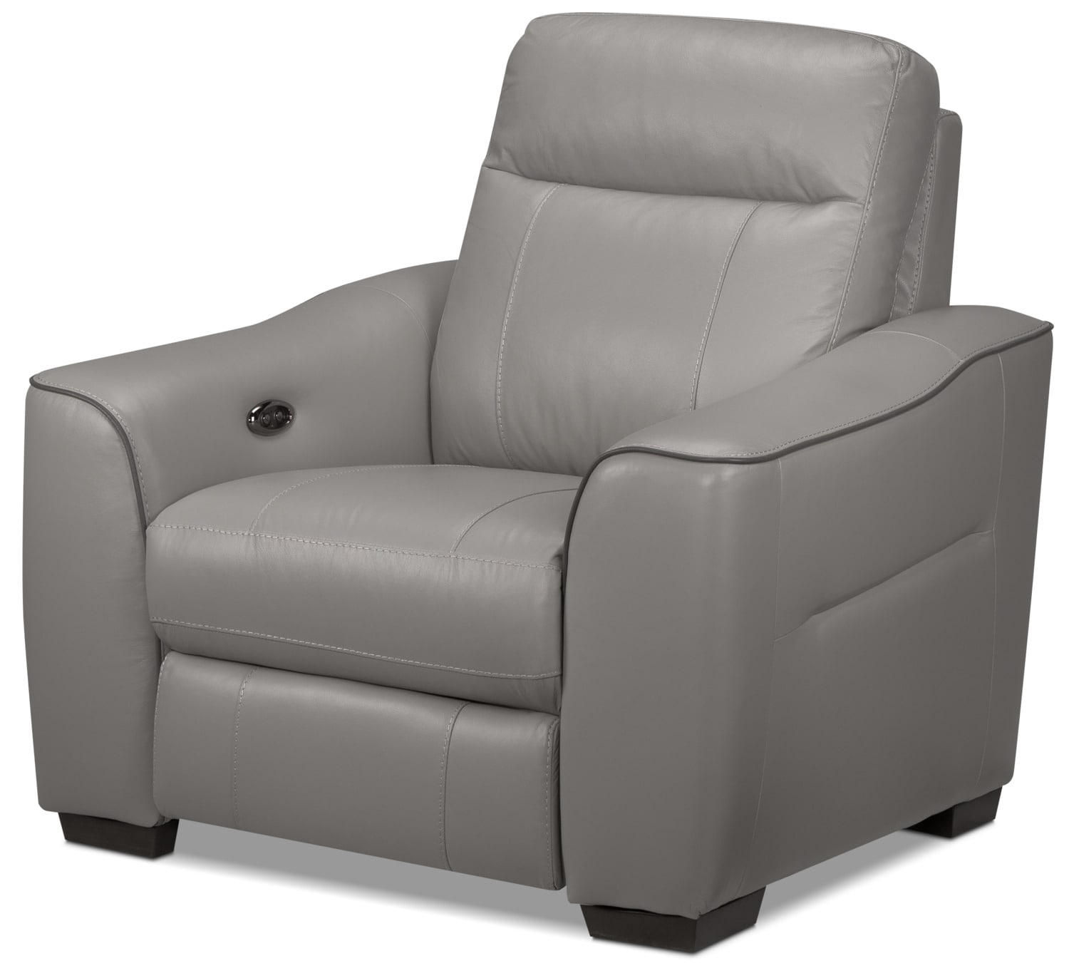 Bolton Power Recliner - Grey