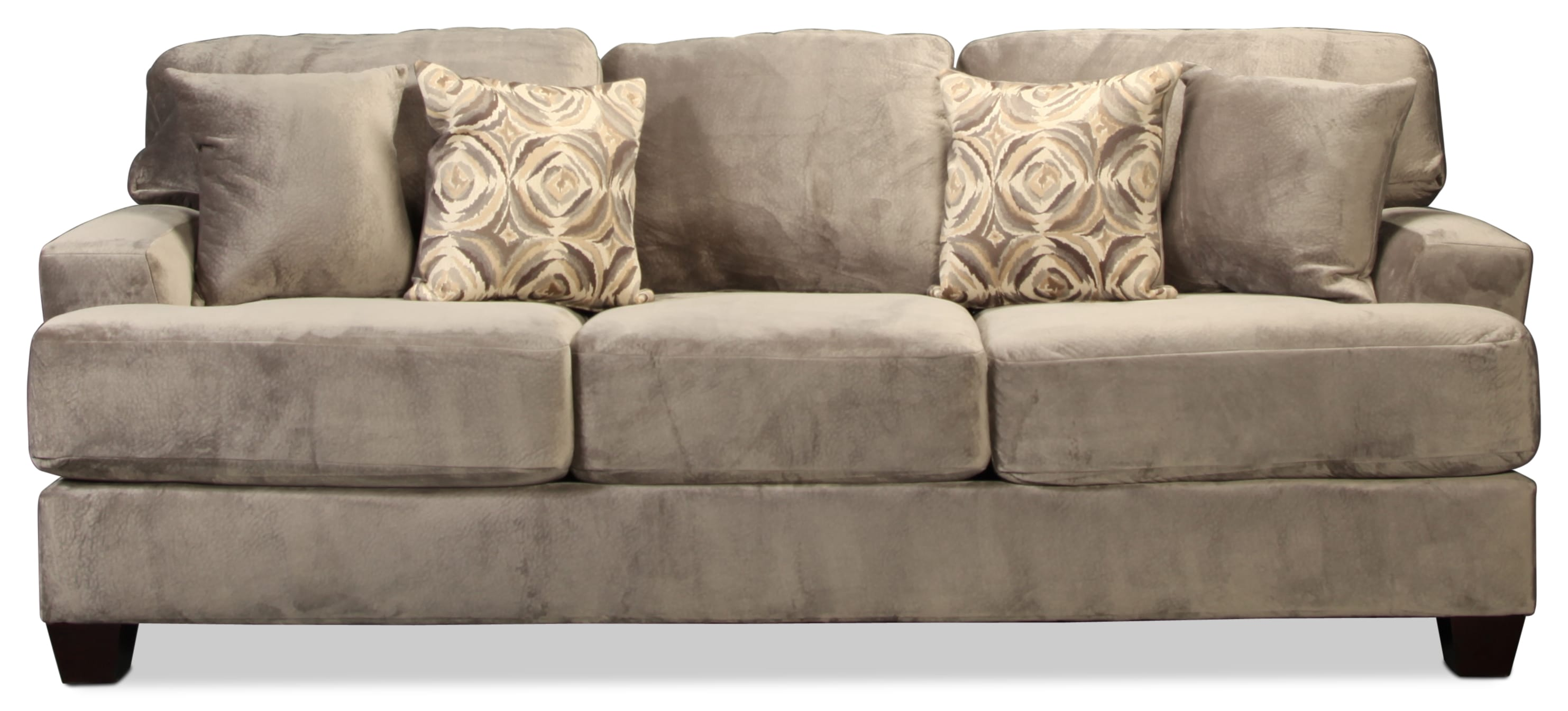 Montclaire Sofa - Charcoal