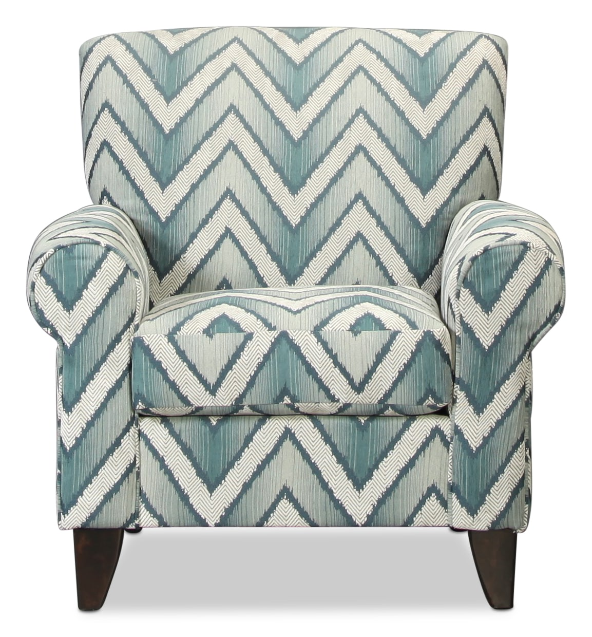 Sunset Beach Gel Accent Chair - Flax