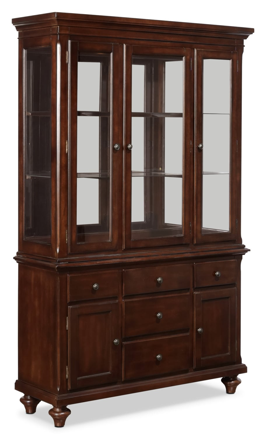 China cabinets leon 39 s for Dining room hutch canada