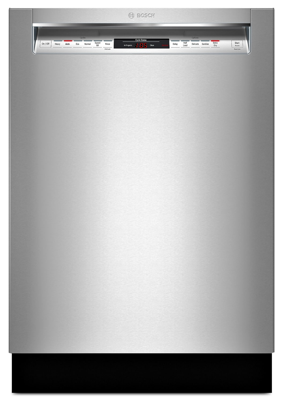 "Bosch Stainless Steel 24"" Dishwasher - SHEM78W56N"