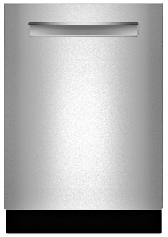 "Bosch Stainless Steel 24"" Dishwasher - SHPM65W55N"