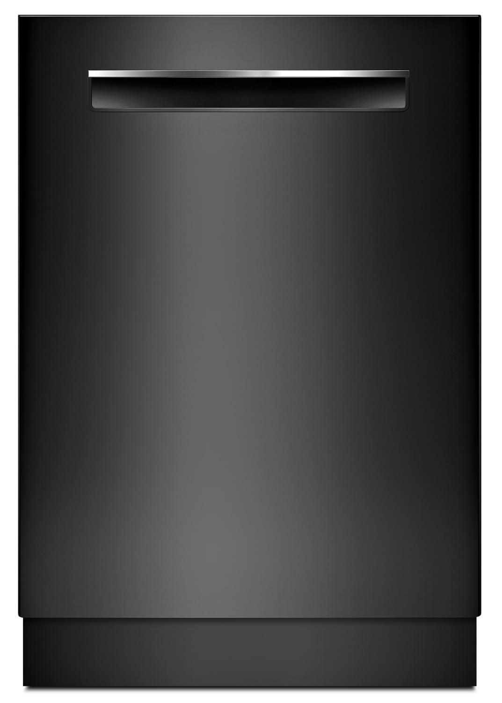 """Bosch Black 24"""" Dishwasher - SHPM65W56N"""