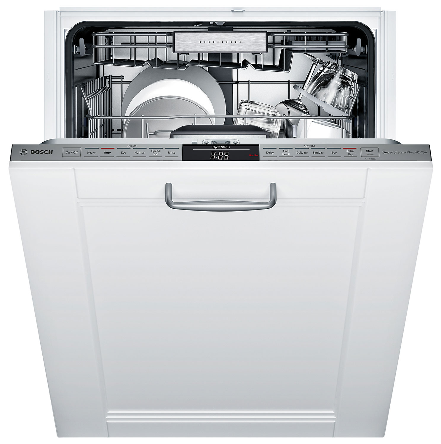 Bosch Custom Panel Ready 24 Dishwasher Shvm98w73n Leon 39 S