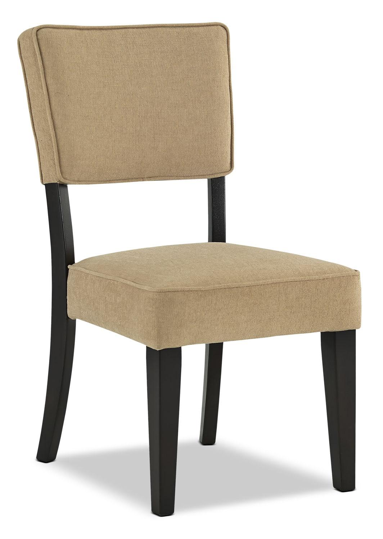Gavelston Dining Chair – Beige