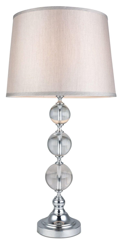 Glass Balls Table Lamp